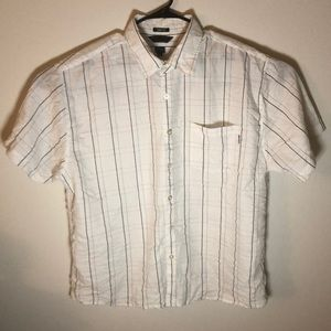 OAKLEY True Fit Short Sleeve Button Up Shirt